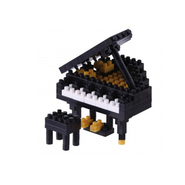 Nanoblock - Grand Piano black 170 pcs Level 2