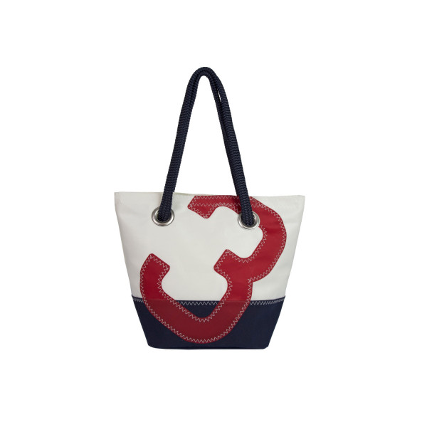 Sailbags Legende-Dacron Hit Blue Navy, No3 Red