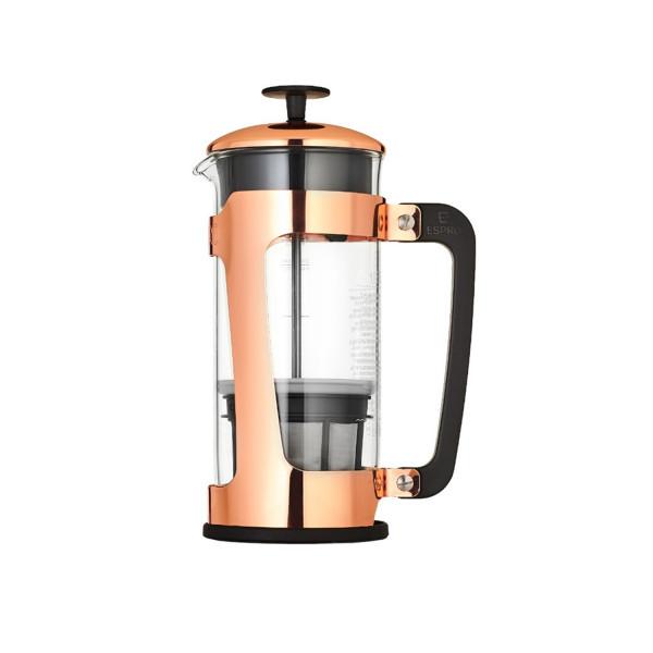 ESPRO Press for Coffee 950ml Kupfer und Glas