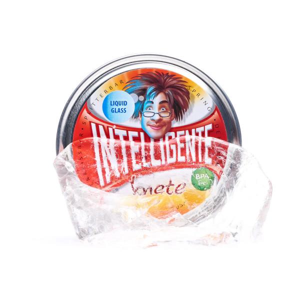 Intelligente Knete - Liquid Glass (Transparent)