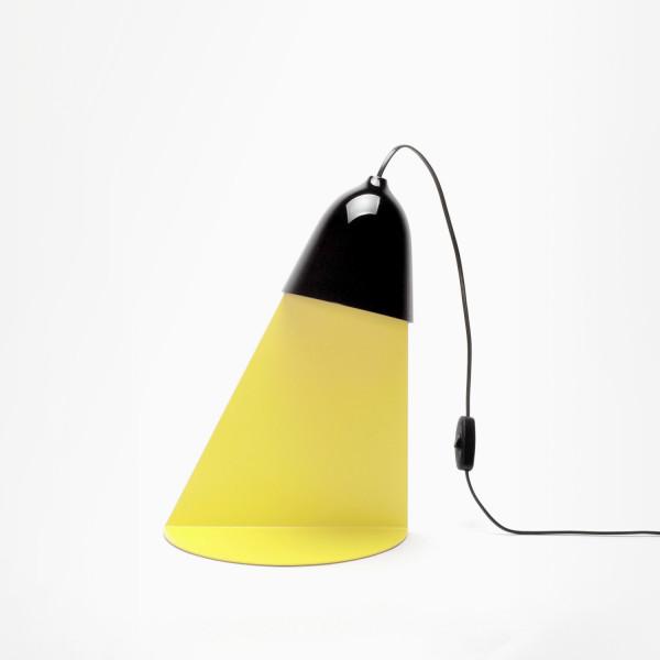 Lightshelf lamp/ Deep Black