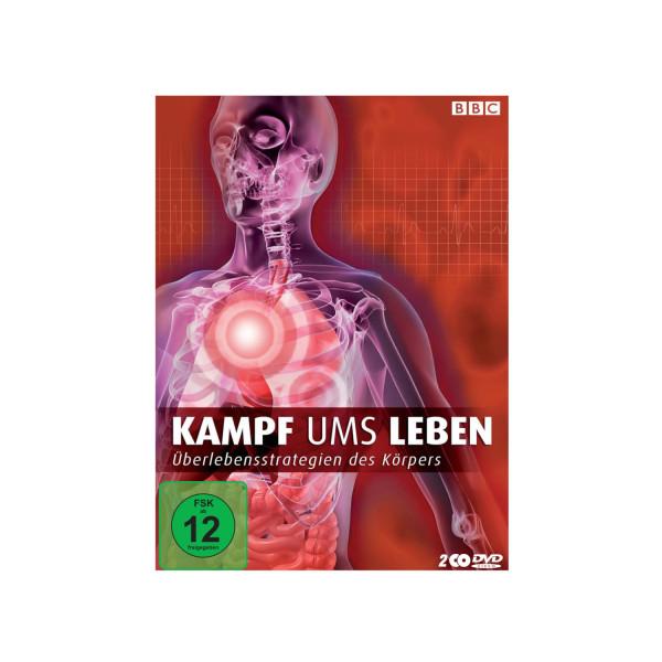 DVD Kampf ums Leben