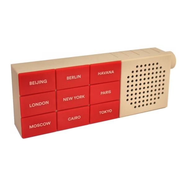 The City Radio (Orange)