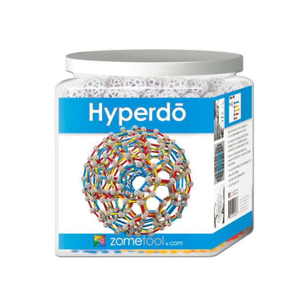 Zometool Hyperdo