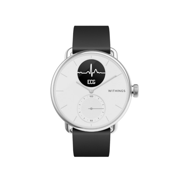 Withings ScanWatch 38 mm white
