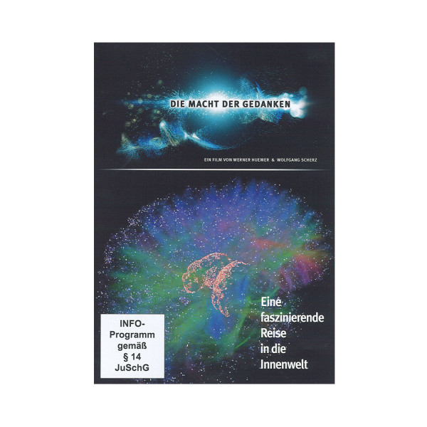 DVD Die Macht der Gedanken