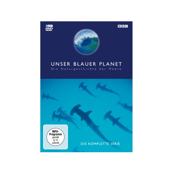DVD-Set Unser blauer Planet