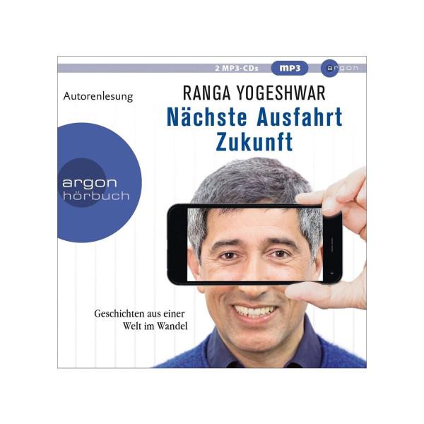 2 MP3 CDs Digifile: Nächste Ausfahrt Zukunft