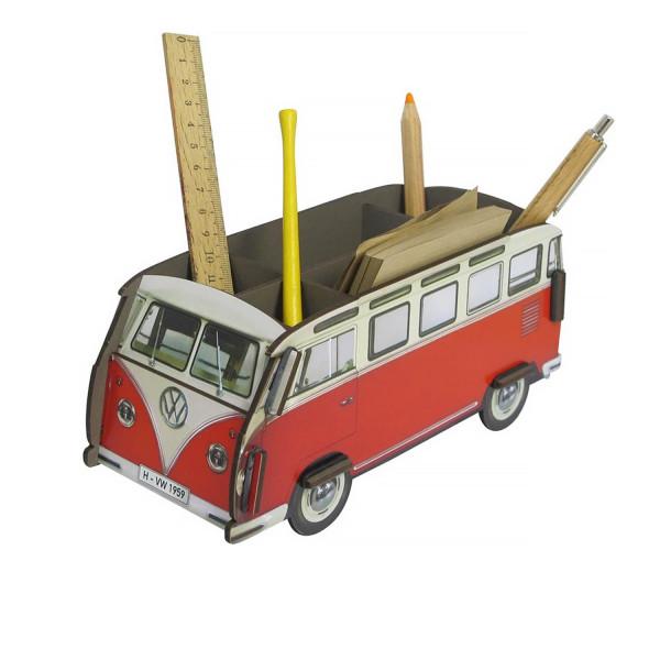 Stiftebox VW T1 Rot