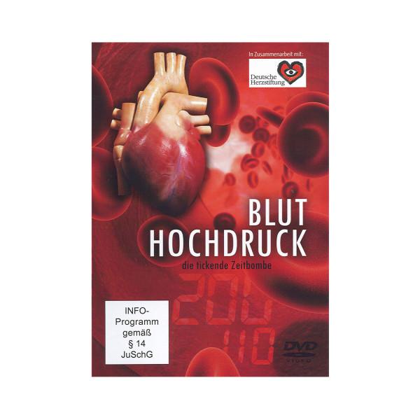 DVD Bluthochdruck. Die tickende Zeitbombe.