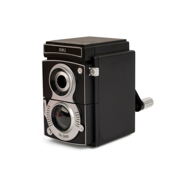 Camera Pencil Sharpener - Bleistiftanspitzer