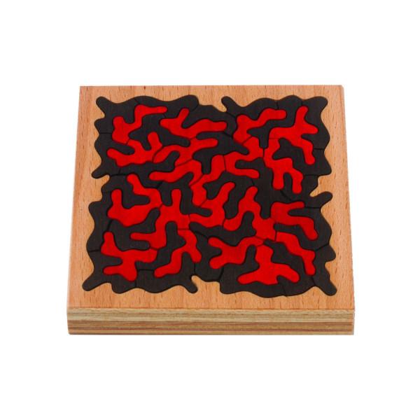 Puzzle Quadrat - Kleine Ausführung