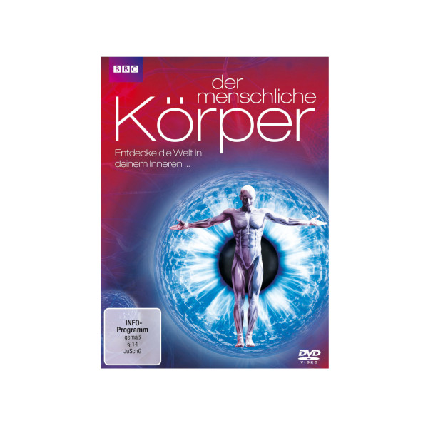 DVD Der menschliche Körper