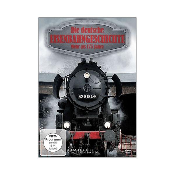DVD Deutsche Eisenbahngeschichte Mehr als 175 Jahre