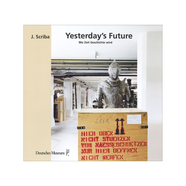 Yesterday's Future (dt./engl.) - Museumspreis vor Ort: 27,80 €