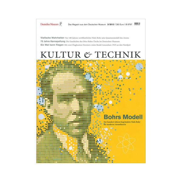 Kultur & Technik 03-2013 Bohrs Modell