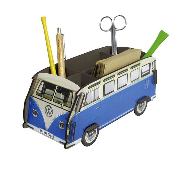 Stiftebox VW T1 Blau