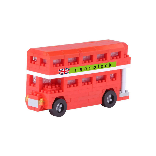 Nanoblock - London Bus 300 pcs
