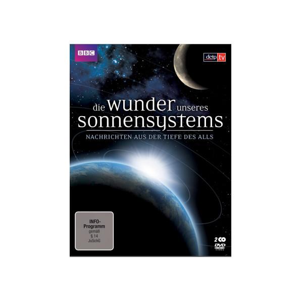 DVD-Set Das Wunder unseres Sonnensystems