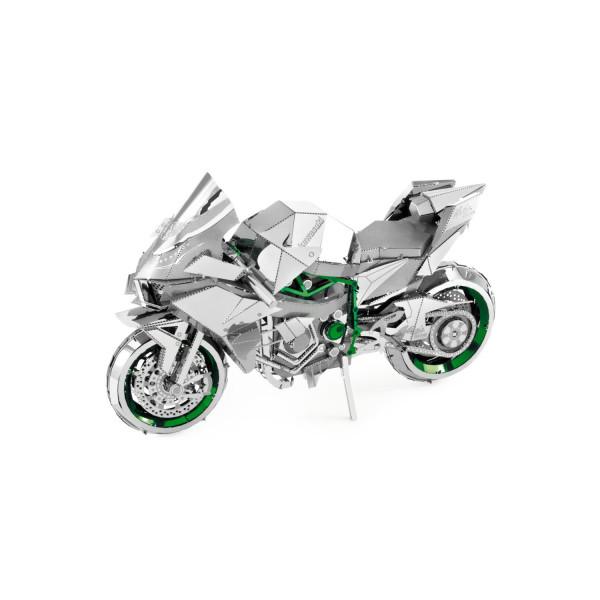 ICONX 3D Metal Model Kits - Kawasaki Ninja H2 R
