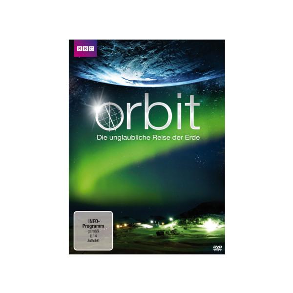 DVD Orbit. Die unglaubliche Reise der Erde