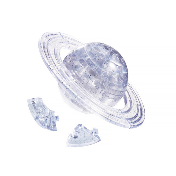 Puzzle 3D Crystal Saturn