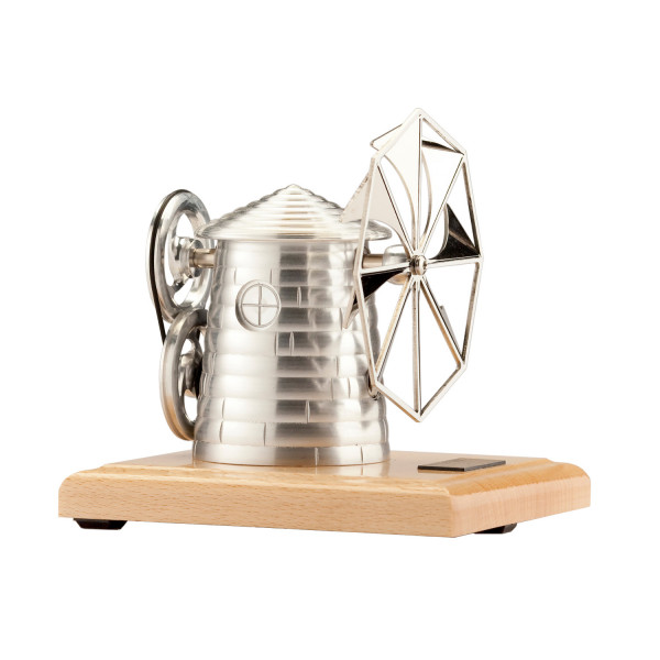 Antriebsmodell Windmühle (Stirling)