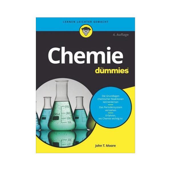 Chemie für Dummies, 4. überarbeitete Auflage
