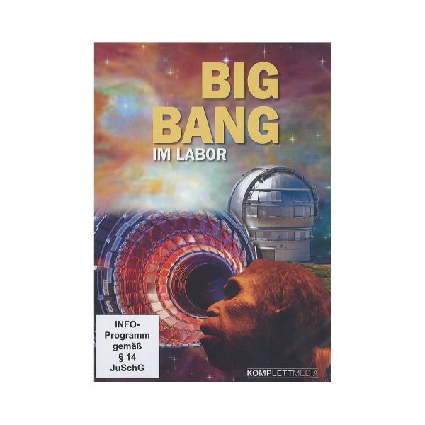 DVD BIG BANG im Labor