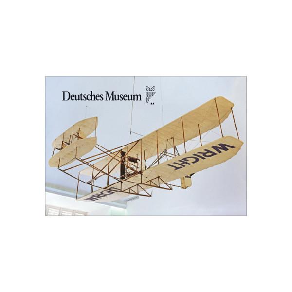 Deutsches Museum Magnetbild - Wright Standard Typ A
