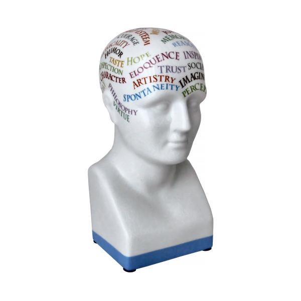 Phrenologischer Kopf