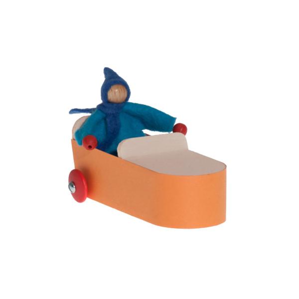 Wendolin das Schwerkraftauto
