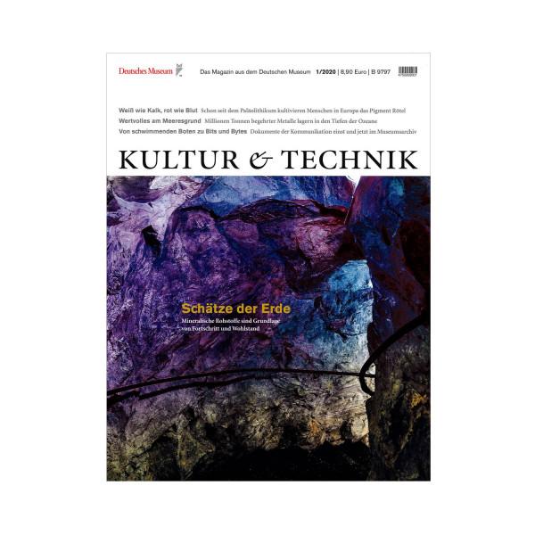 Kultur & Technik 01-2020 Schätze der Erde
