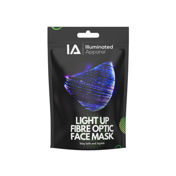 Rechargeable LED Light Up Mask